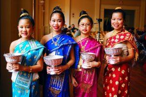 costume traditionnel Laos