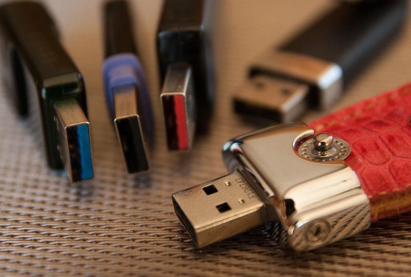 Récupération de données sur clé USB : déroulement de l'opération