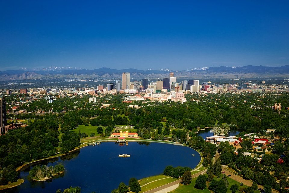 Séjour à Denver, aux USA : quelques idées de visites