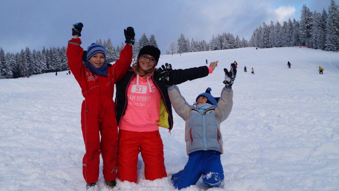 Ski en famille : les activités pour tous les âges