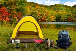 Réussir votre premier voyage de camping en famille