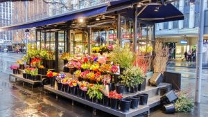 Les services de livraison de fleurs permettent aux clients d'envoyer des fleurs à leurs amis et à leur famille dans n'importe quelle partie du monde